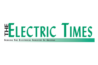 The Electric Times Logo